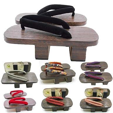 sandalias geta de Japón