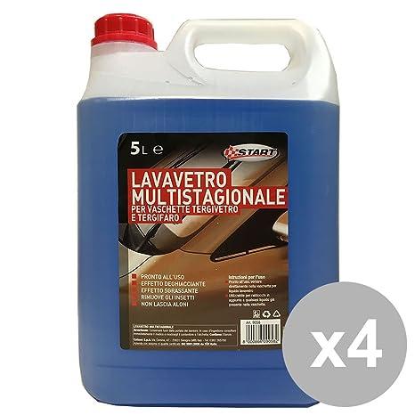 Set de líquido limpiaparabrisas Listo Empezar a usar 5El Mantenimiento del automóvil