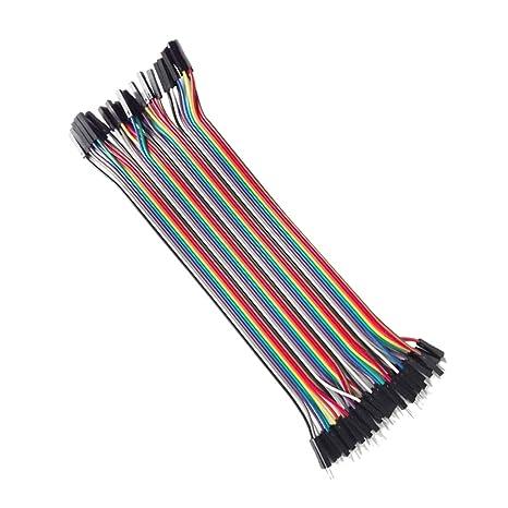 Modo migliore per collegare i cavi jumper