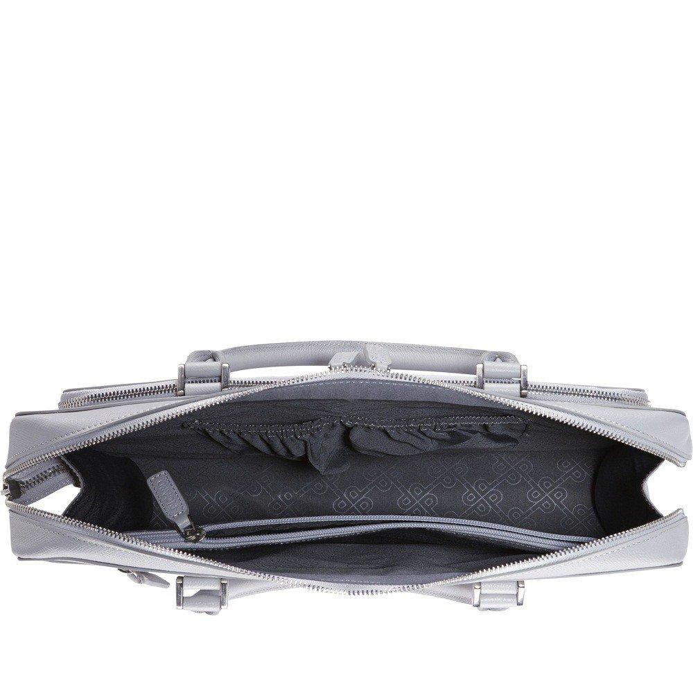 bca6c97364a37 Picard Business Damen Tasche Leder Aktentasche Laptoptasche Soho Kiesel  8807  Amazon.de  Bekleidung