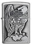 Zippo Harley Eagle & Globe