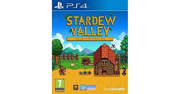 Stardew Valley Jeu PS4: Amazon.es: Videojuegos
