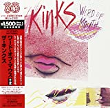 The Kinks: Word of Mouth [+2 Bonus] [Pape (Audio CD)