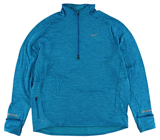 93401cadd413f Amazon.com  Nike Dri-FIT Element Sphere 1 2 Zip Men s running shirt ...