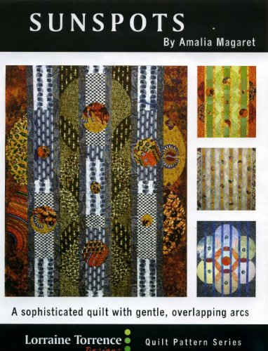 Sunspots (Quilt Pattern) (Lorraine Torrence -