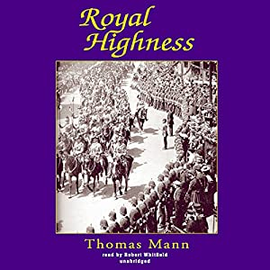 Royal Highness Audiobook