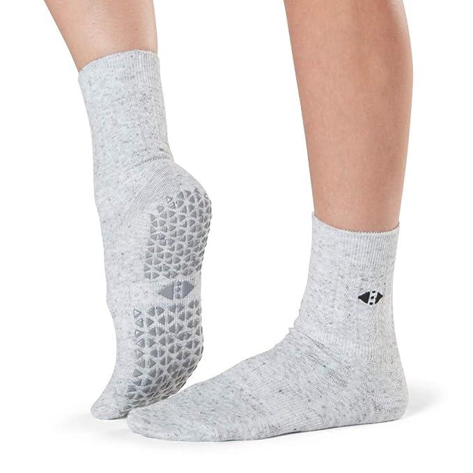 Amazon.com: Grip Barre, danza, pilates, calcetines de yoga ...