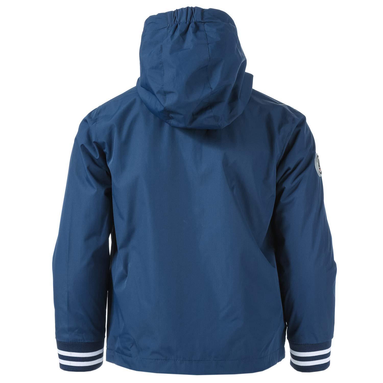 Kangol Boys Easton Lightweight Jacket 8 Blue
