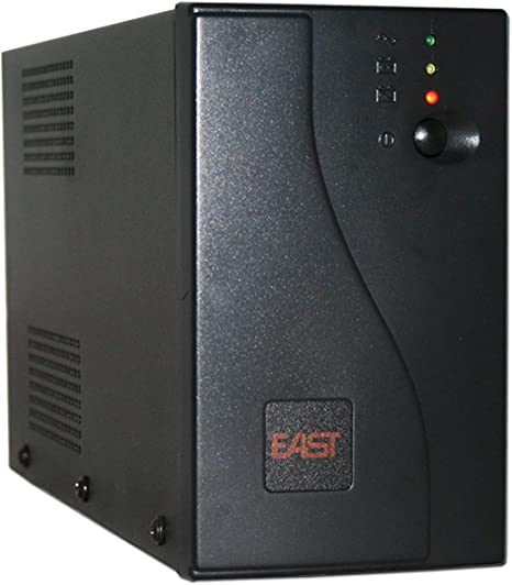 1000VA Smart UPS15-20 Minutes Back Up Time 2x UK Mains Socket