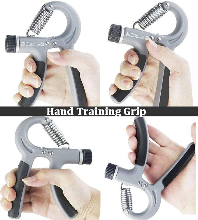 hemwoo Griffkraft Trainer Handmuskeltrainer M/änner Handfeder-/Übungsger/ät Hand Power Grip Exerciser Handgelenkst/ärker Hand/übungswerkzeug Griffkraftausr/üstung