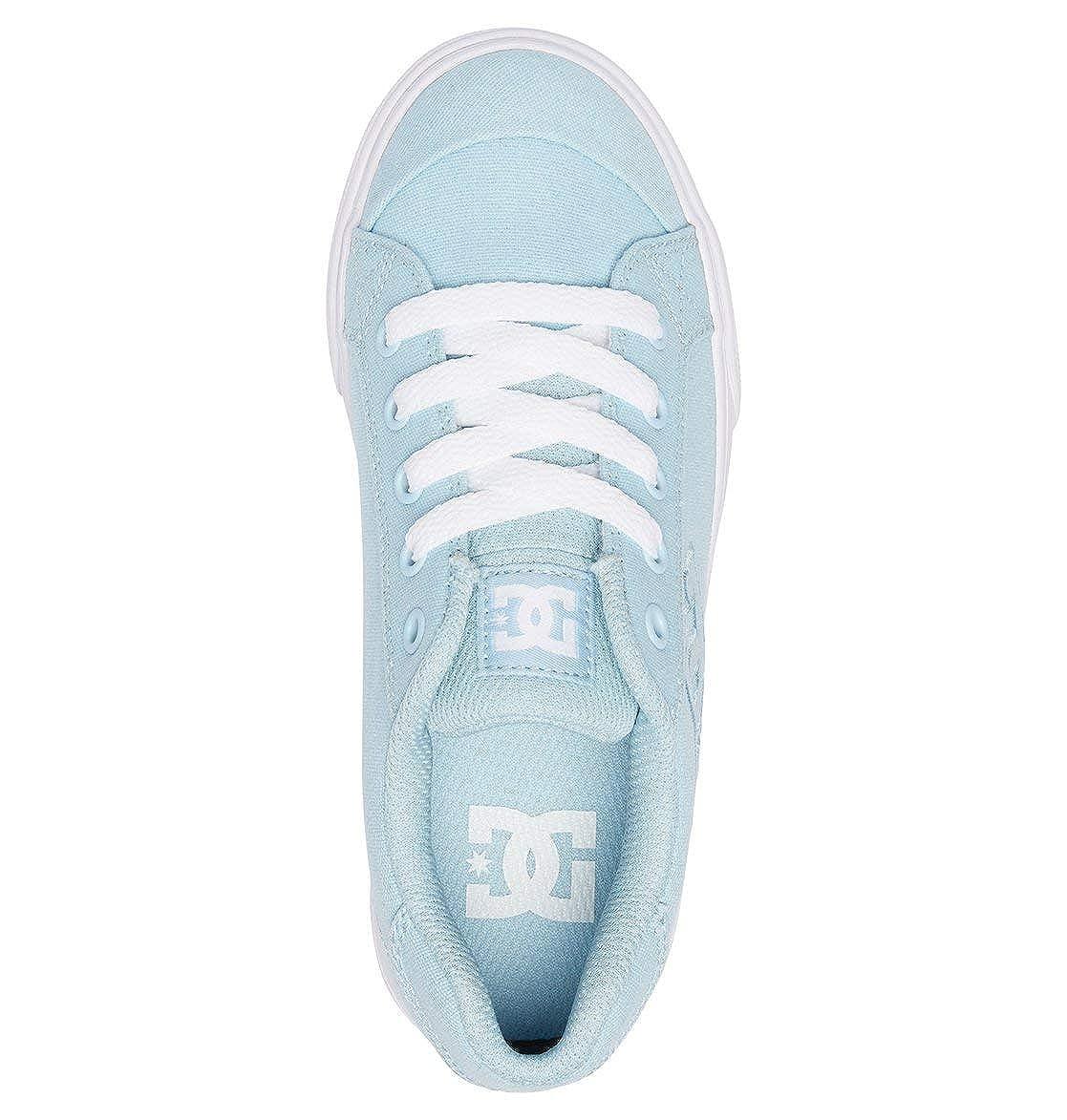 DC Girls/' Chelsea Tx Skate Shoe