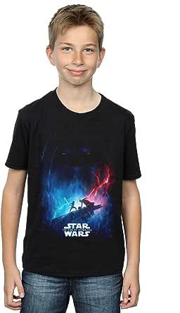 Star Wars Niños The Rise of Skywalker Movie Poster Camiseta