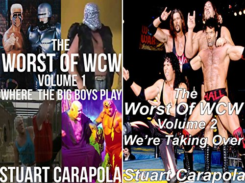 The Worst Of WCW (2 Book Series)