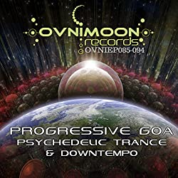 Ovnimoon Records Progressive Goa And Psychedelic Trance EP's 85-94