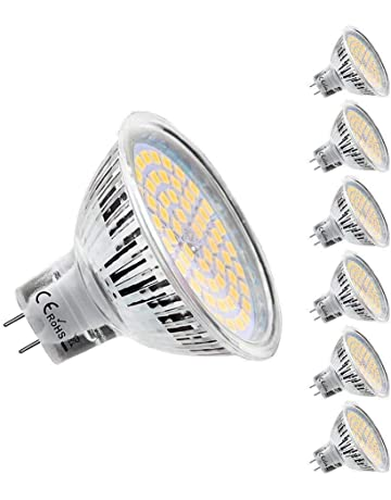 5d2b586807a GU5.3 LED Light Bulbs, MR16 5W LED Bulbs, Equivalent to 50W Halogen