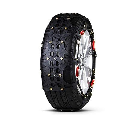 Cadena de Nieve - Cadena de Nieve para neumáticos de automóvil de ...