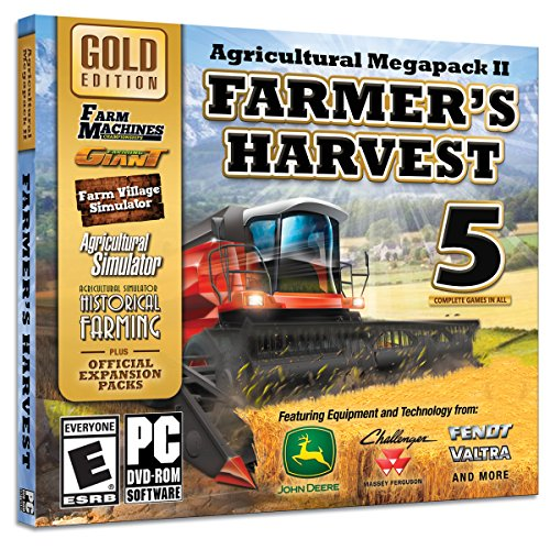 Farmers Harvest: 5 Farming Simulator Gold Pack