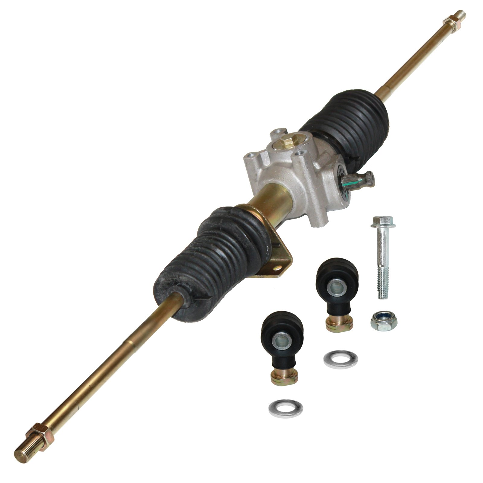 CALTRIC RACK and PINION w/TIE ROD ENDS Fits POLARIS RZR 800 EFI 2008-2014 by Caltric (Image #1)