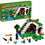 Best LEGO ALEX Toys Gifts For 9 Year Old Boys - LEGO 21134 Minecraft The Waterfall Base Review