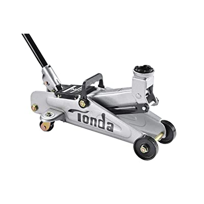 TONDA Floor Jack, 2 Ton Hydraulic Trolley Car Jack, Work for Sedan and Coupe: Automotive