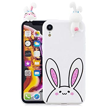 coque iphone xr animaux silicone