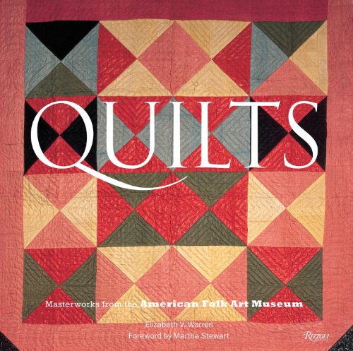Quilts: Masterworks from the American Folk Art Museum