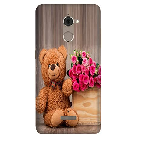 online retailer 73813 2d40d Casecover Love Printed Back Cover for Coolpad Note 5: Amazon.in ...