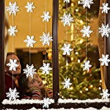 Christmas Party Decorations,24Pcs Holiday 3D