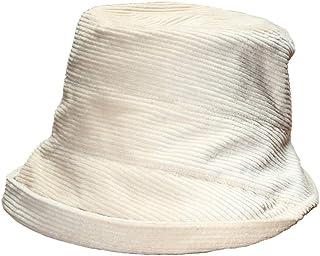 Nosterappou Cappello da pescatore con arricciatura tinta unita, cappello da sole da donna in autunno e in inverno, elastico in morbido cappello da uomo, adatto a qualsiasi attività all'aria aperta, ca
