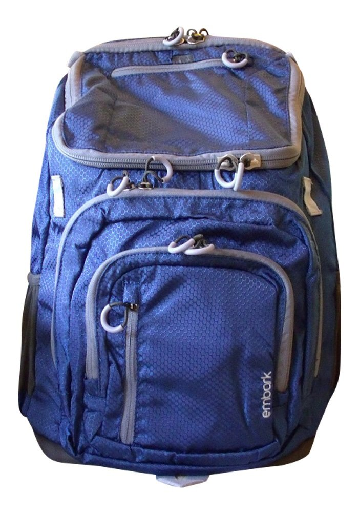 9289c2e10997 Embark Jartop Elite Backpack-blue good - leonardoparisi.com