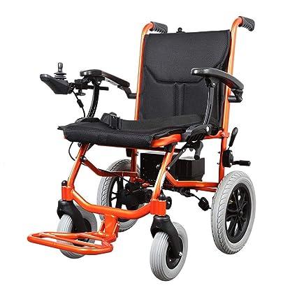 Silla de ruedas eléctrica más ligera y compacta - Silla de ...