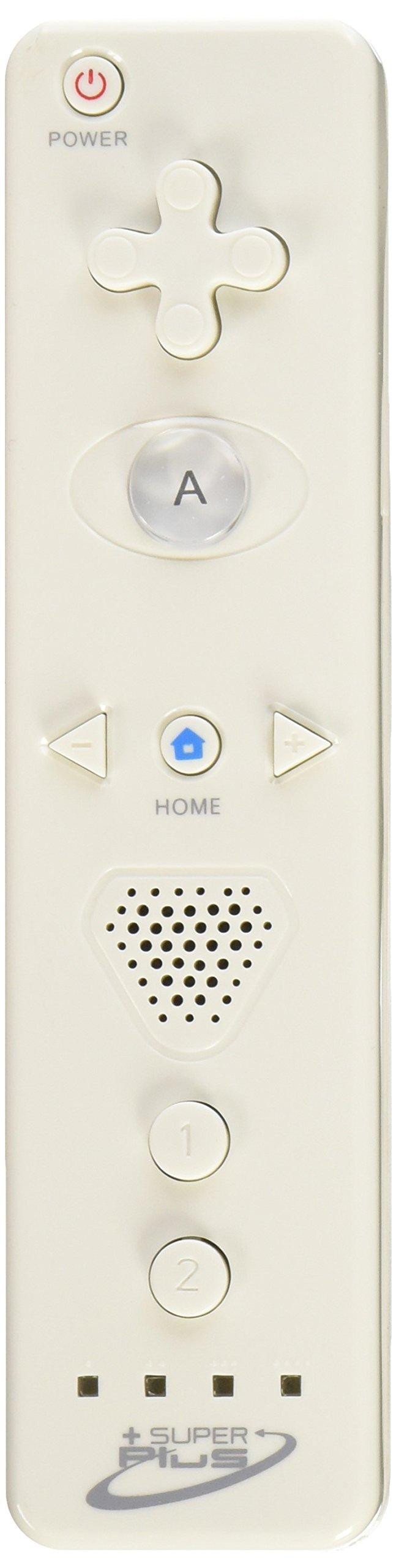 Tomee Super Plus Wireless Remote - White