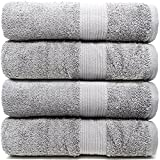 Zeppoli 4-Pack Bath Towels Set (27