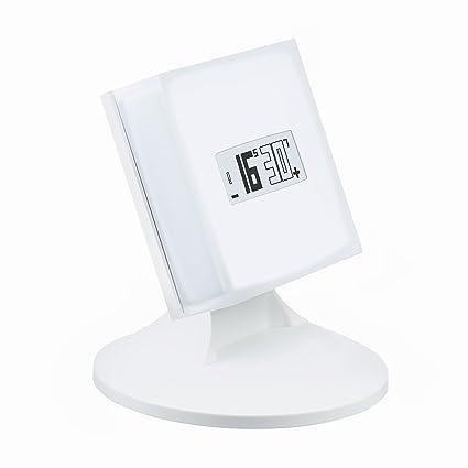 Soporte de mesa para termostato Netatmo par holaca, Starck soporte para termostato conectable para caldera