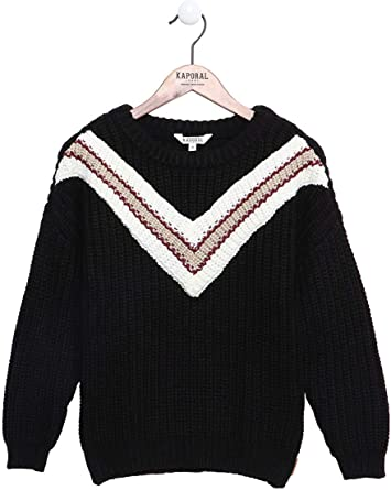 Kaporal - Pull Coupe Large - Tip - Fille: