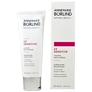 ZZ Sensitive Facial Toner - 5.07 oz. by Annemarie Borlind (pack of 3) Lanoline Argan Oil Skin Renew Firming Serum