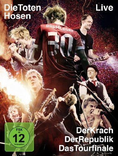 Price comparison product image Die Toten Hosen Live: Der Krach der Republik - Das Tourfinale