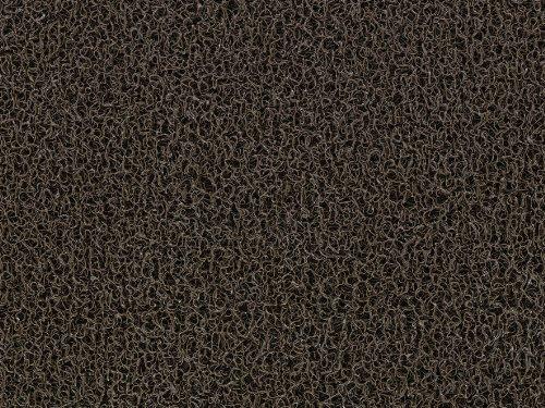 M+A Matting 437 Frontier Vinyl Indoor/Outdoor Scraper Floor Mat, 6' Length x 4' Width, 3/8
