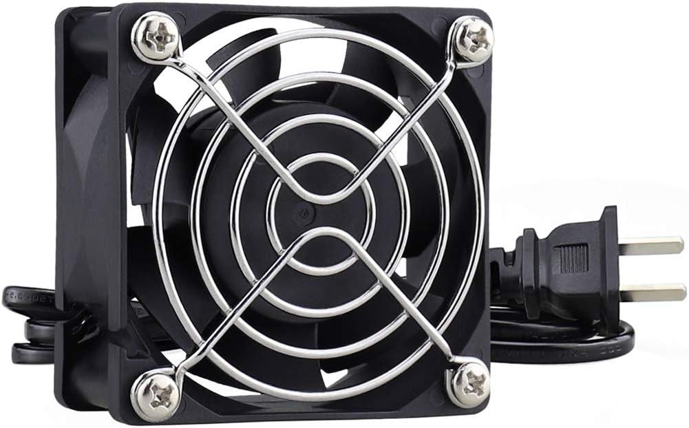 New Muffin Fan GDSTIME AXIAL 6025 110V 115V 120V 240V AC 60mm x 25mm Hydraulic Bearing