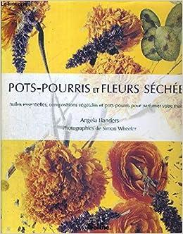 Couverture de Pots pourris et fleurs sechees