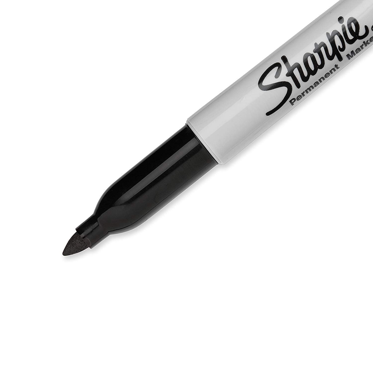 Sharpie Permanent Markers, Fine Point, Black, 36 Count, 2 Pack by Sharpie (Image #4)