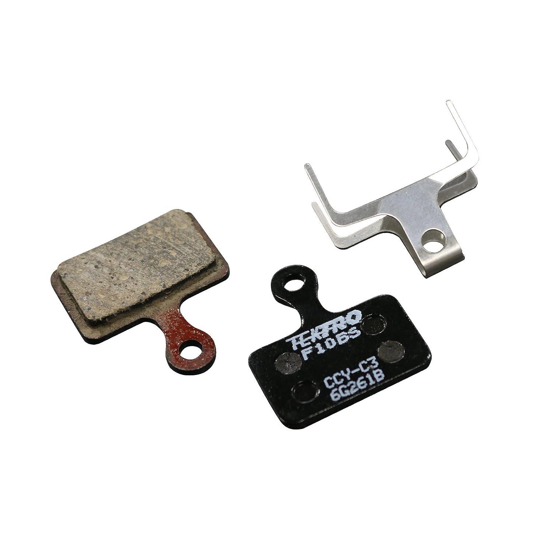 Tektro 2-Keramik-Lager, Disc Brake Pad f10bs