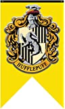 Harry Potter- Hufflepuff Crest Banner Fabric Poster 30 x 50in