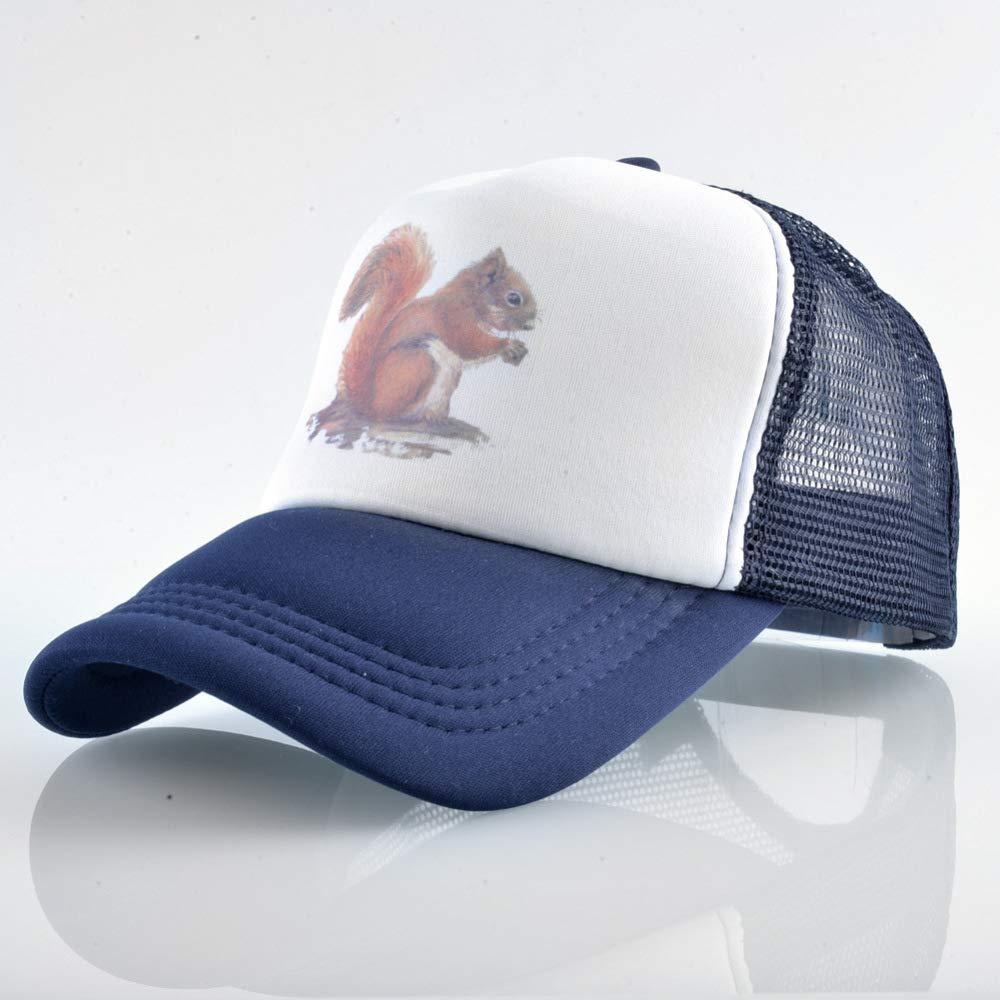 sdssup Gorra de béisbol de Malla para Hombre y Mujer Azul M (56 ...