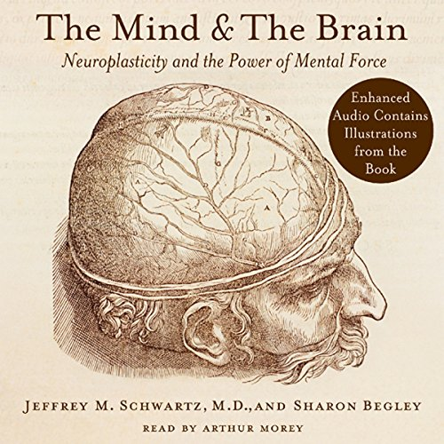 The Mind and the Brain: Neuroplasticity and the Power of Mental Force Audiobook [Free Download by Trial] thumbnail