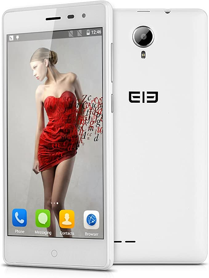 Elephone Trunk - Smartphone libre Android (pantalla 5