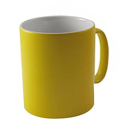 photograph about Printable Coffee Cups titled  Rala Mugs Satin Lined Printable Durham Mug