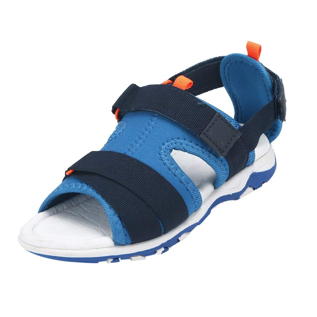 Boys Girls Beach Casual Outdoor Sandals Shoes Cloth Sneakers Suma-ma Children Soft Sport Sandals