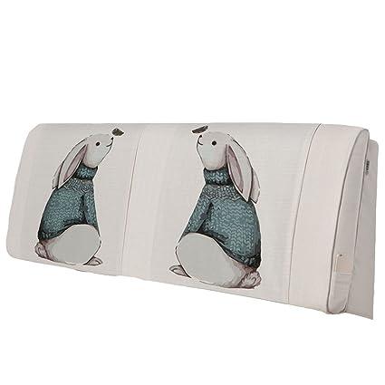 Amazon.com: LIANGLIANG-kaodian Headboard Cushion Double ...