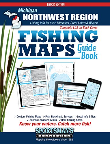 - Northwest Michigan Fishing Map Guide
